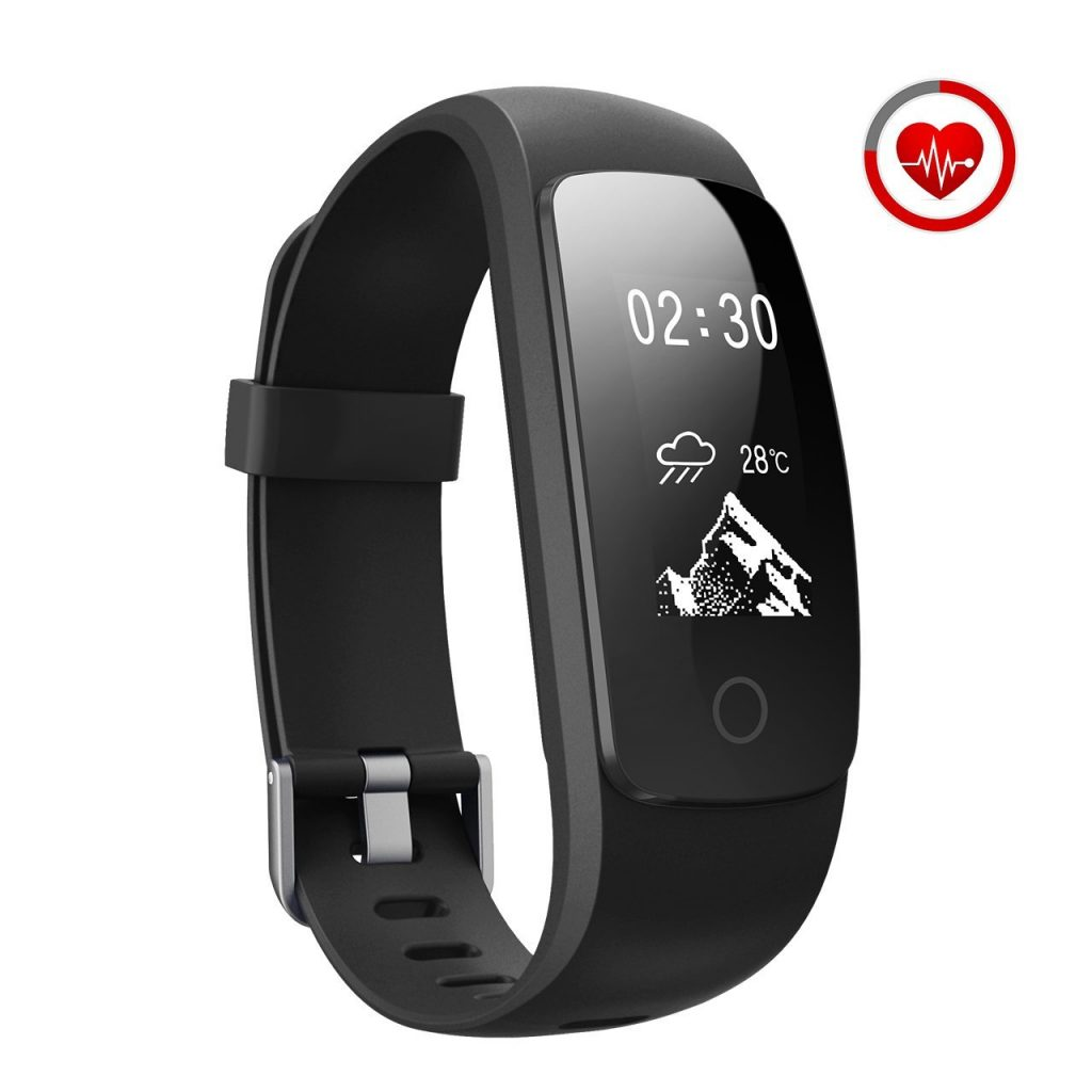 Mpow Activity Tracker IP67, Orologio Cardiofrequenzimetro