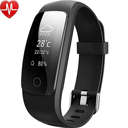 Orologio Fitness, Willful Fitness Activity Tracker