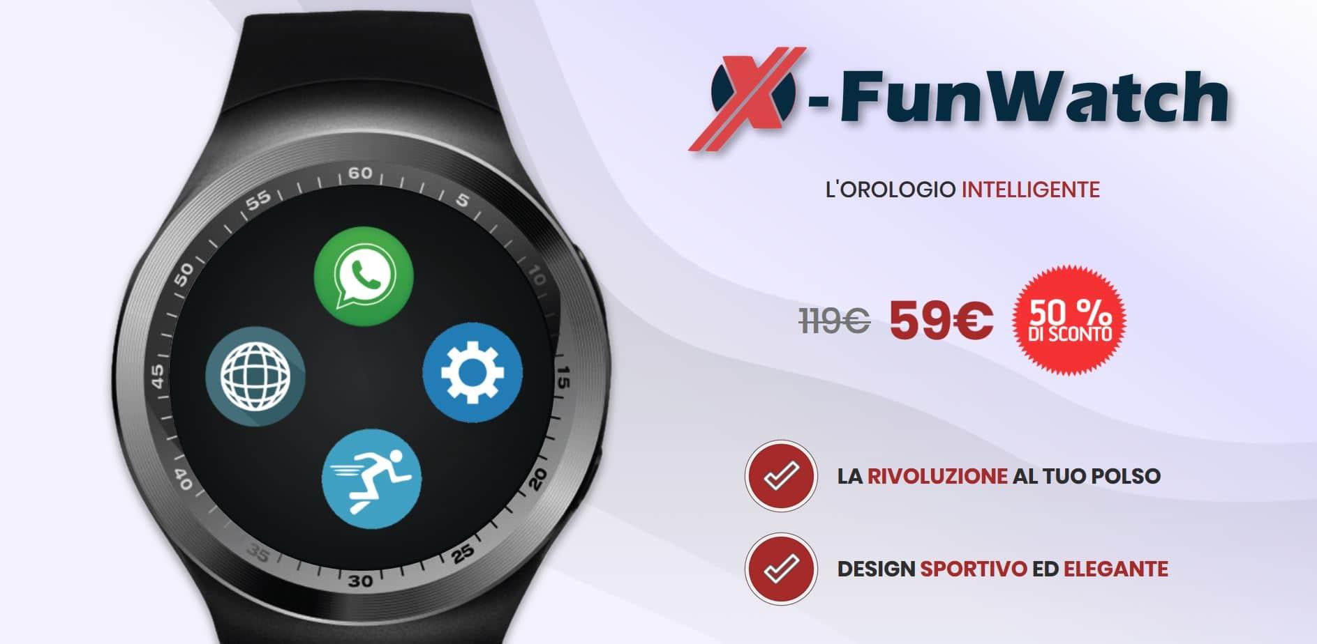 XFun Watch
