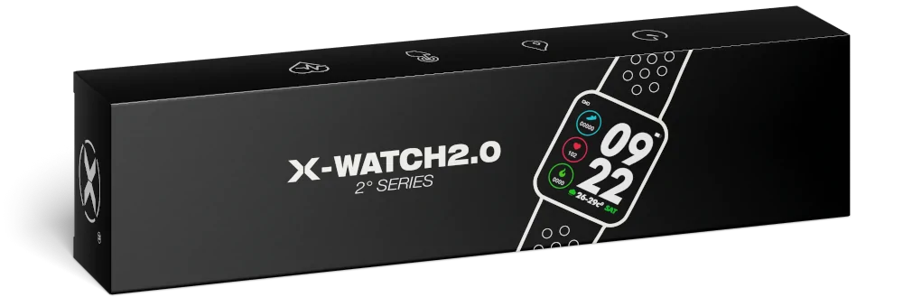 X WATCH 2.0 quanto costa
