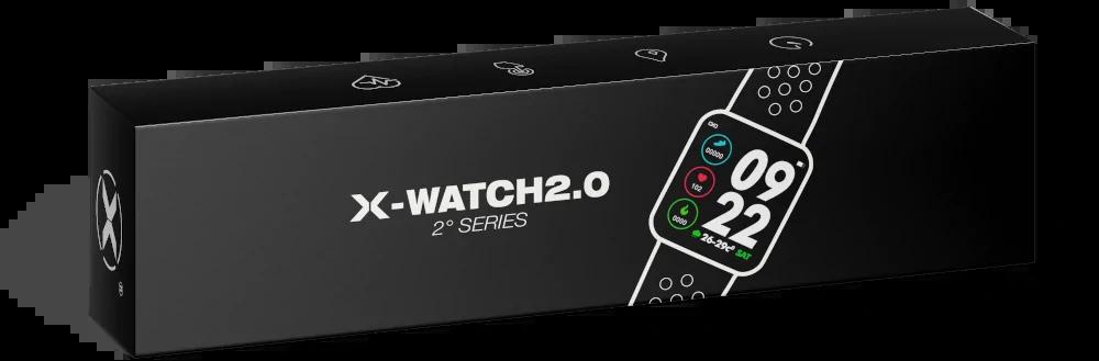 X WATCH 2.0 quanto costa