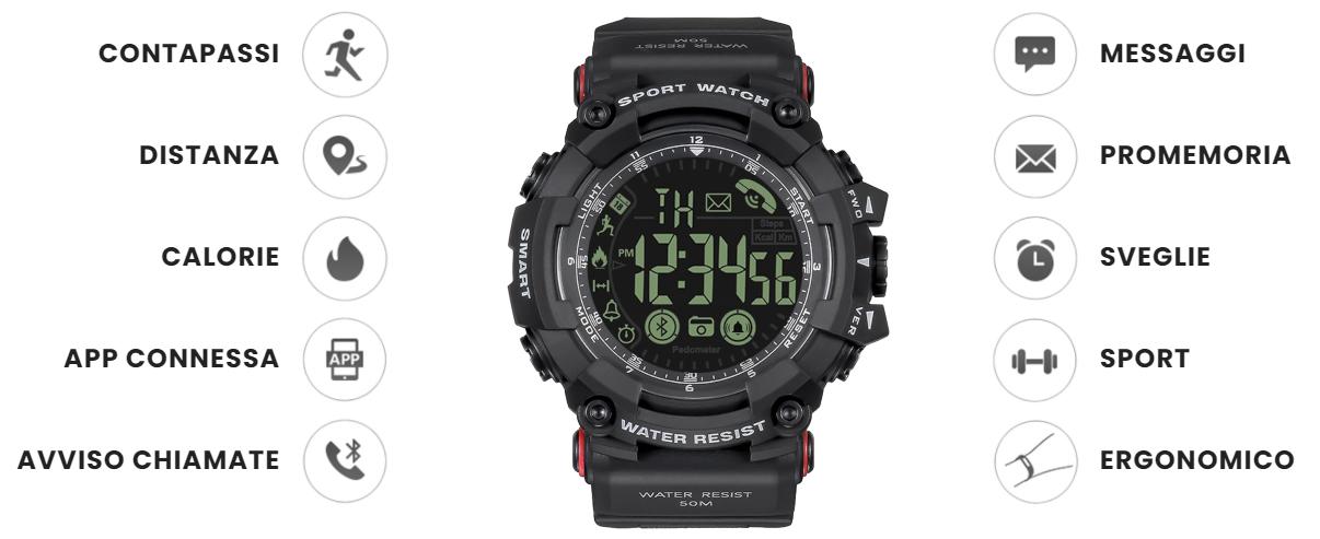 xTactical Watch 2.0 opinioni
