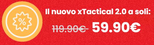 xTactical Watch 2.0 prezzo